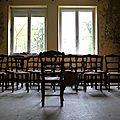 Bretagne, Sanatorium (chaises)_6077