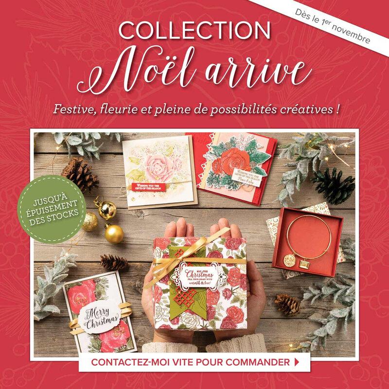 1a Collection Noël arrive