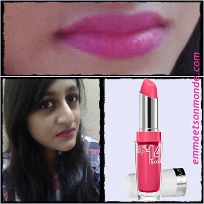 Maybelline Superstay Lipstick!