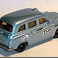 Austin London Taxi Matchbox B 2
