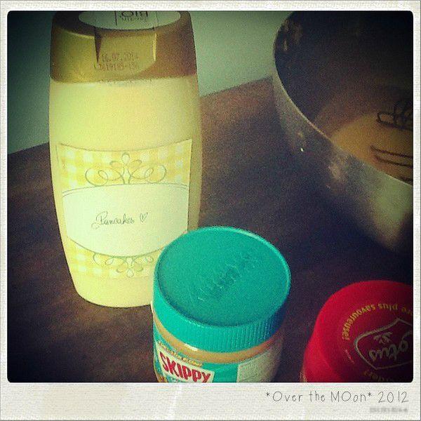 Pancakes bottle