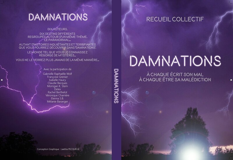 couverture Damnations