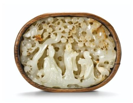 A_RETICULATED_OVAL_JADE_PLAQUE