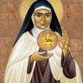 Icône de Sainte Edith Stein