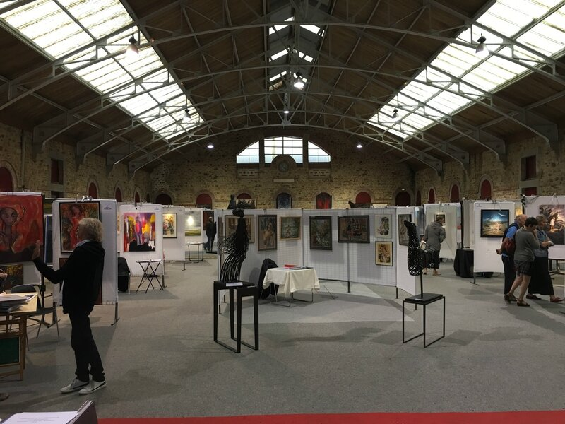Art'Avranches exposition Avranches haras art contemporain septembre 2016