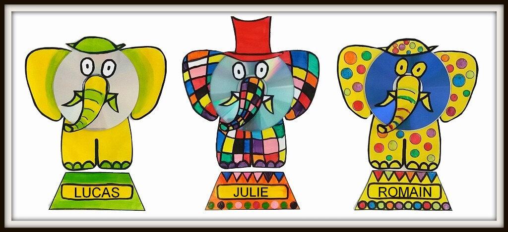 Les petits éléphants