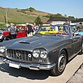 Lancia flaminia touring 3c superleggera convertible 1963