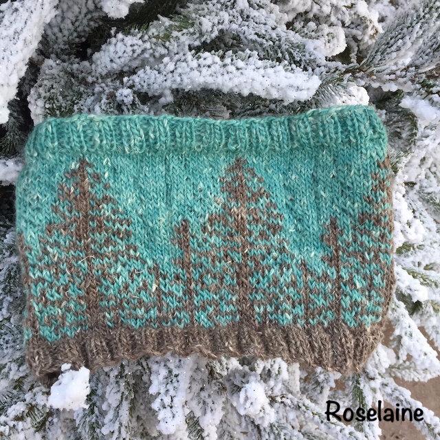 Snood Alaska CamiDeco Roselaine 1