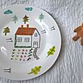 assiette sweat home