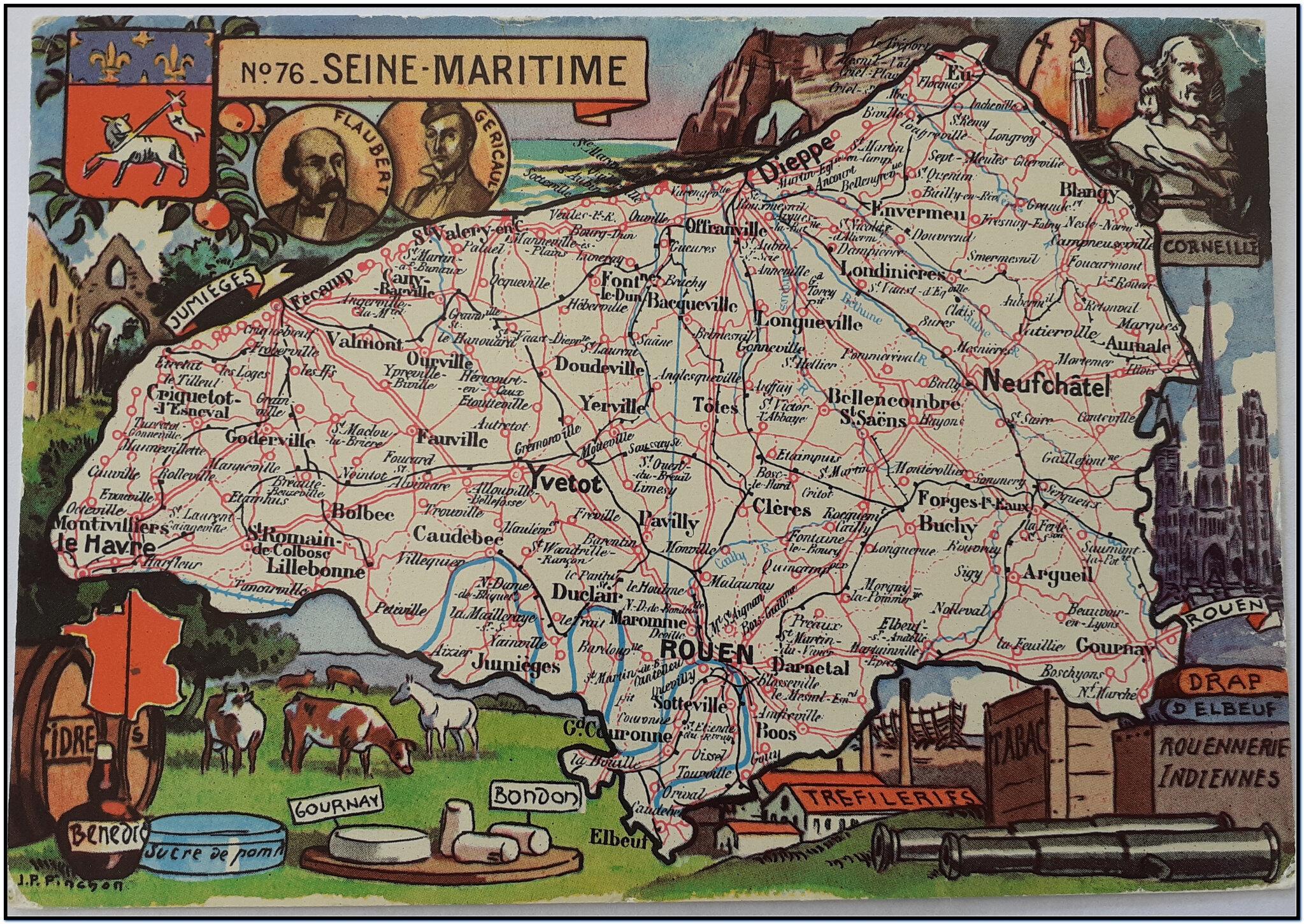 0 Seine Maritime