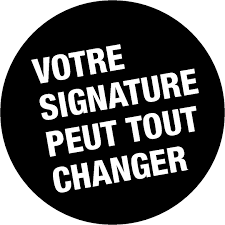 """Résultat de recherche d'images pour """"signez la pétition !"""""""