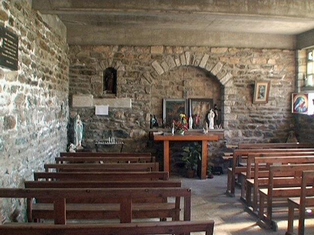 Chapelle du sanctuaire