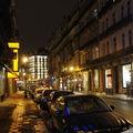 Bruxelles centre nuit