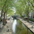 Le canal Saint Martin - 10e