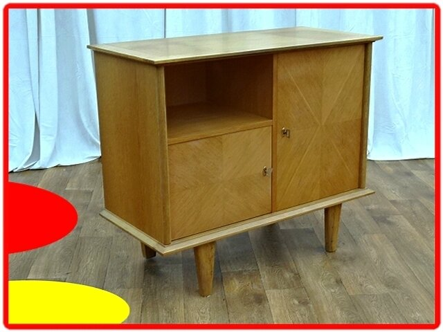 buffet meuble tv hifi vintage
