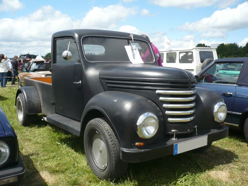BARKAS V901 pick-up 1958 Eutingen (1)