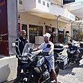 grèce près de corinthe - boulanger GSAiste