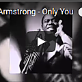 Only you (partition - sheet music)