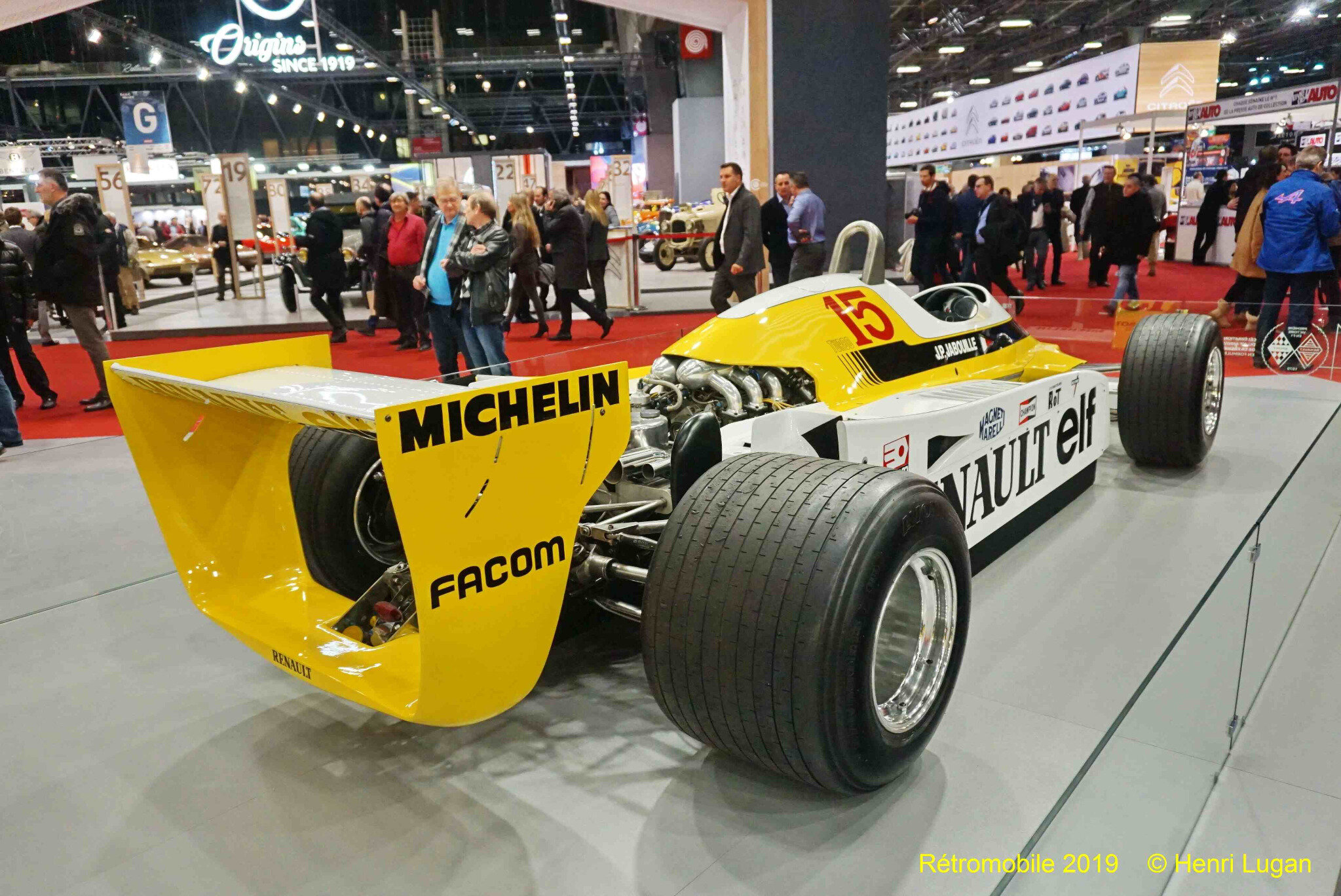 Renault RS 11 F1 1
