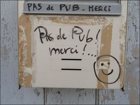pas de pub smiley