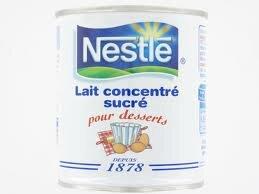 Nestlé concentre sucre
