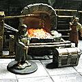 Le moine et la forge