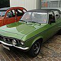 Opel ascona a 1.9 sr 4 portes 1970-1975