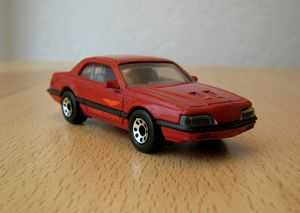 Ford t-bird turbo coupé 01 -Matchbox- (1987)