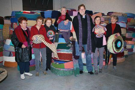 Les tricoteuses d'escapades