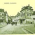 Le 26 août 1790 à mamers : prudhomme et demande d'un hôtel-de-ville.
