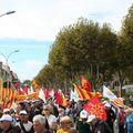 Manif occitane à toulouse