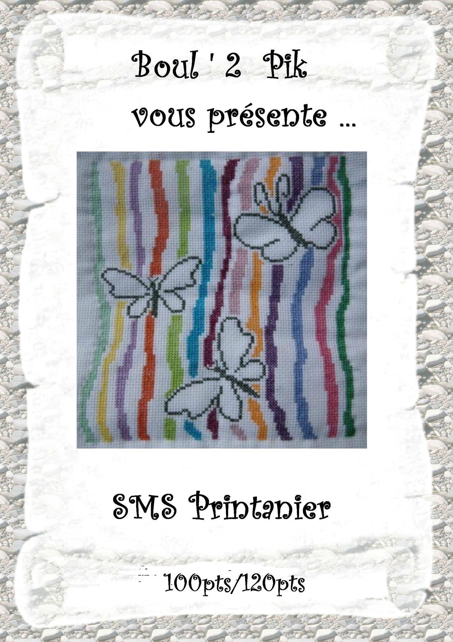 SMS Printanier