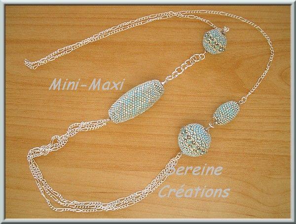 Deux perles en mini et maxi...