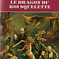 Le dragon du roi squelette - serge brussolo