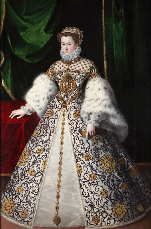 Elisabeth_of_Austria_Queen_of_France_by_Jooris_van_der_Straaten__1570s_wikimedia