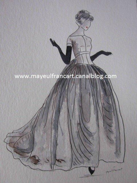 """""""la robe d'un jour"""""""