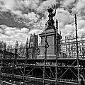 Le rigodon final aura lieu cette année autour de la statue du corsaire dunkerquois, rénovée cet été.