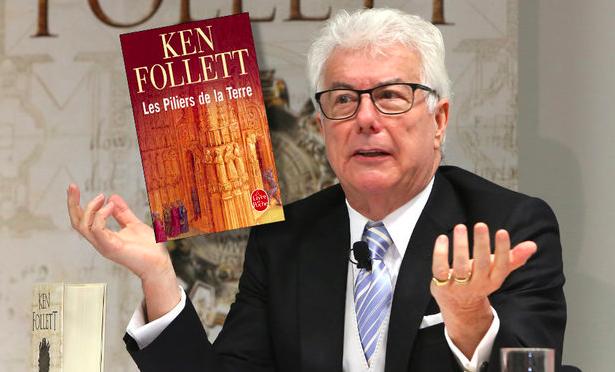 Publication d'un texte inédit de Ken Follet sur Notre-Dame