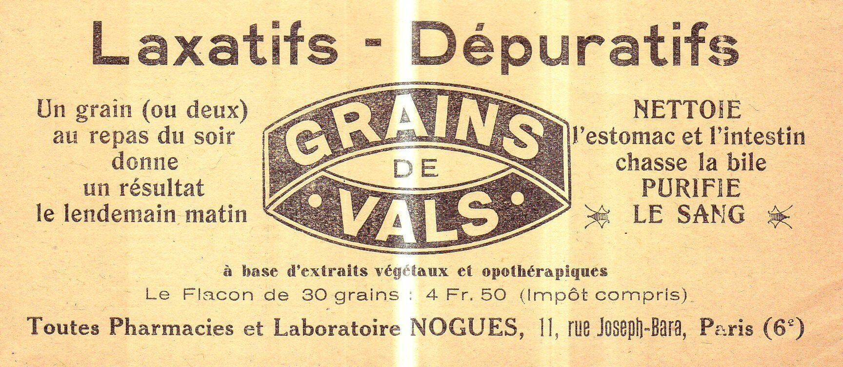 Lou Garounés 1931 Publicités (33)