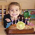 Perline a 6 ans ...!