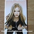 Avril Lavigne Photo book-Chine