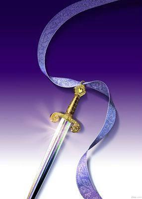 Epée de Flamme Bleue