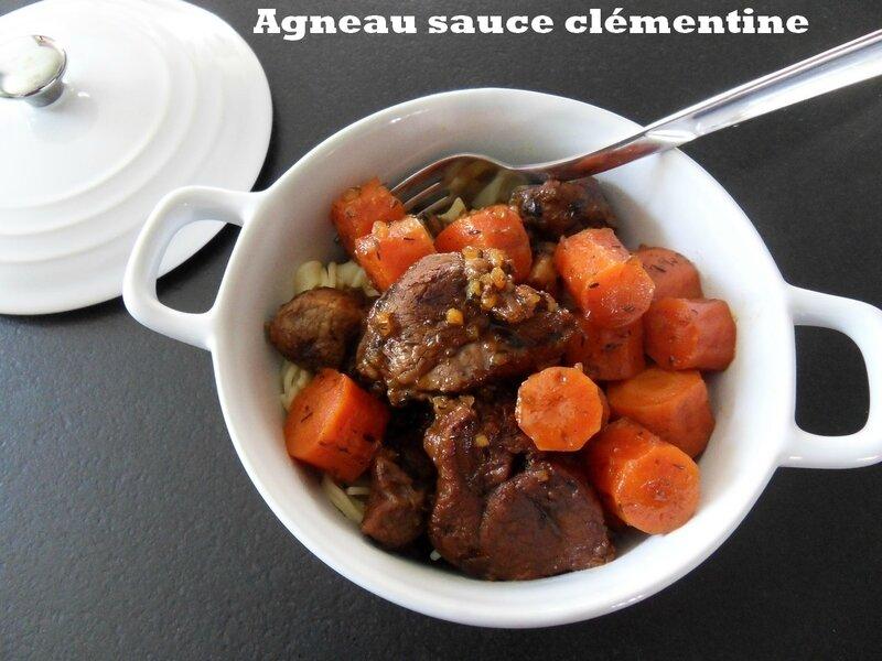 agneau sauce clémentine1 (2)