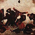 Manet, L'exécution