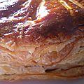 galette des rois aux marrons