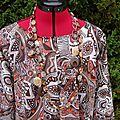 Tunique des carnets de couture tuniques pour petits et grands.