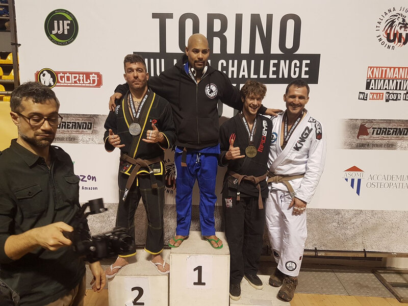 Podium Absolute Yann TJJ 2018
