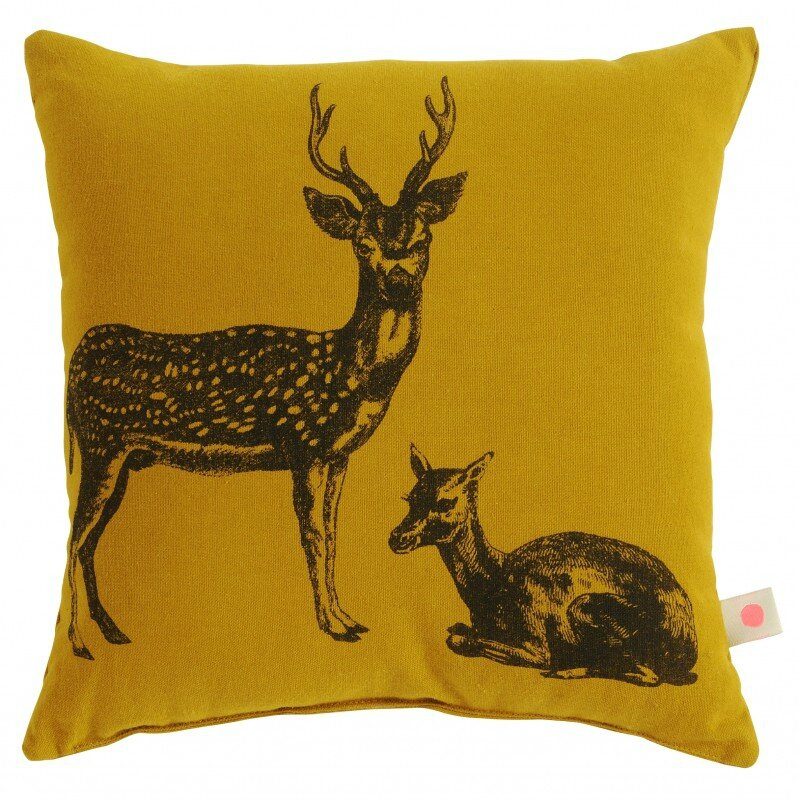 coussin 28 bambi