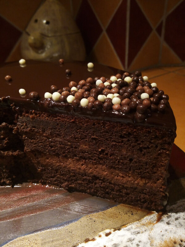 Gâteau d'anniversaire vic 19 ans 2