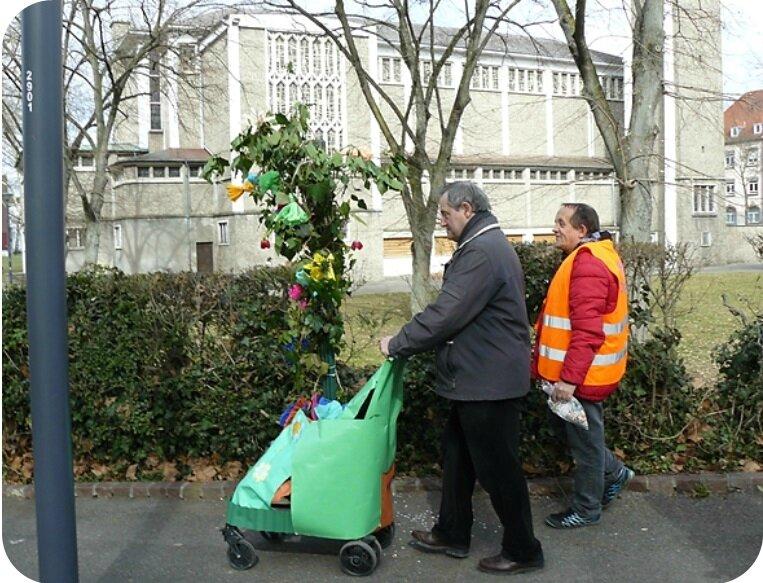 Quartier Drouot - Carnaval 20